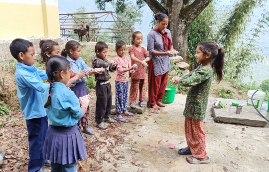 Safe Water for Healthy Nepal