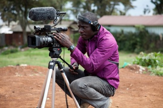 Equipping Kiberan youth with multimedia skills