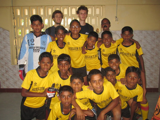Support Orphans and Disadvantaged Children, India