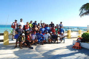 SMR Participants from Puerto Morelos