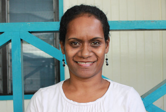 Sereima, a beneficiary of reef funds