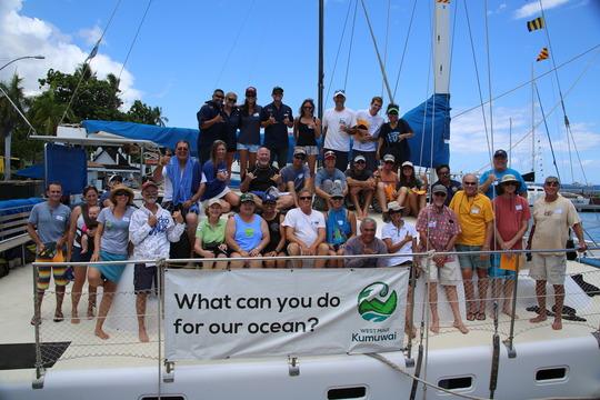 Floating Workshop in Maui (photo by Amanda Stone)