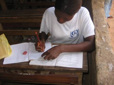 Education for People in Ghana