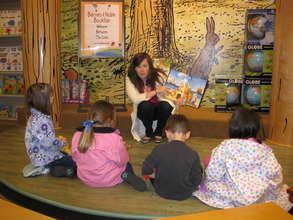 Reading Time at BTL Book Fair