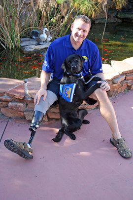 Veteran/SVC Dog Graduate