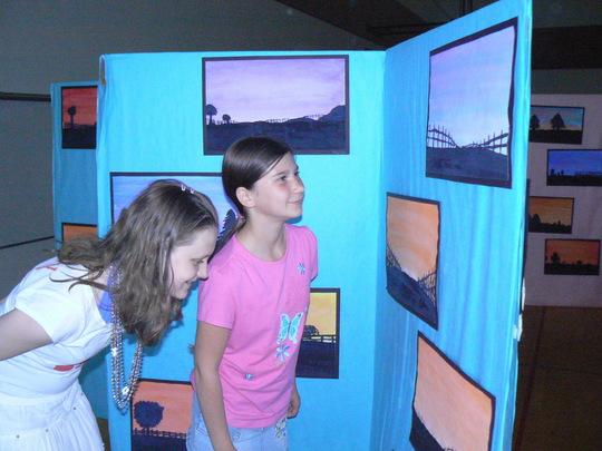 NCSD Elementary Arts Education