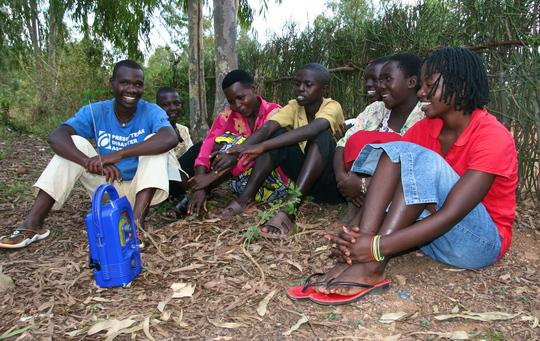 Rwanda Radio Project for Orphans