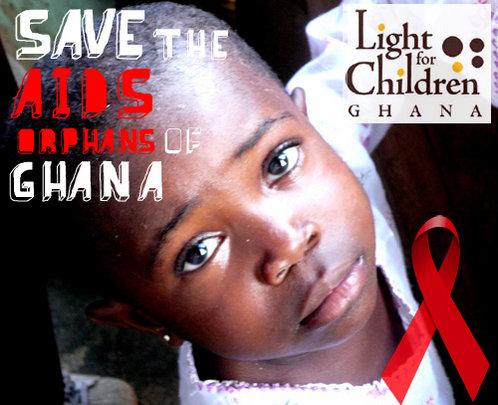 Ghana: Care & Support for 50 HIV positive children