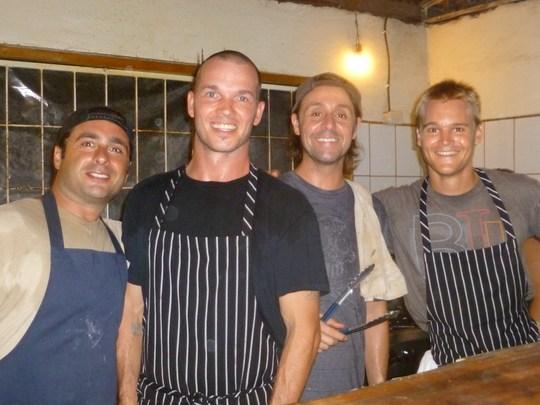 The Super Chefs!