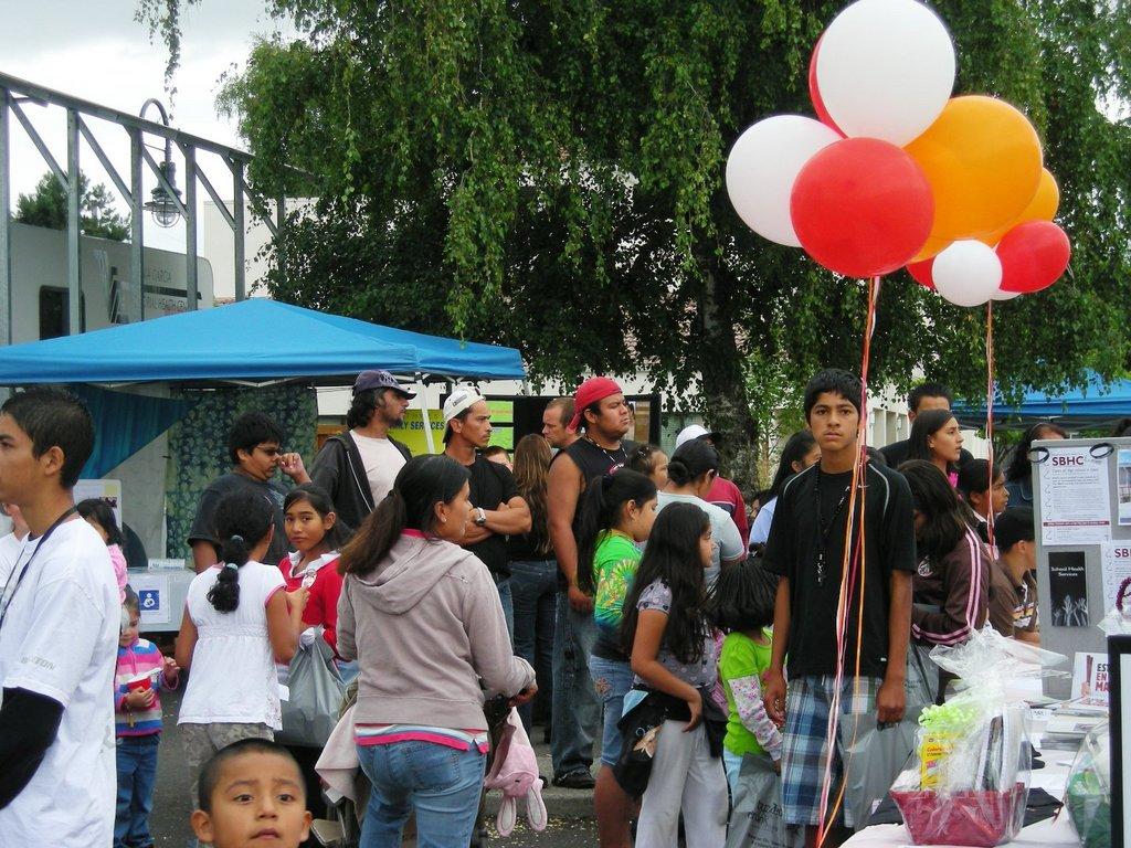 Third Annual Health and Resource Fair