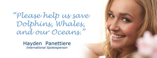 Our International Spokesperson Hayden Panettiere