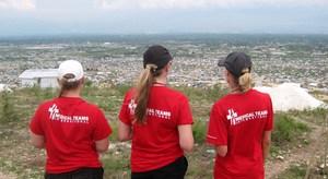MTI in Canaan Camp, Haiti