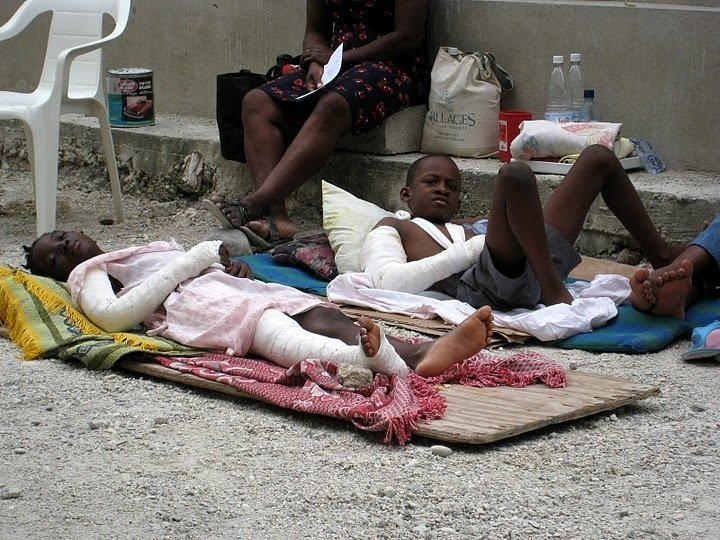 Haiti: Reduce Cholera and diarrhea in children