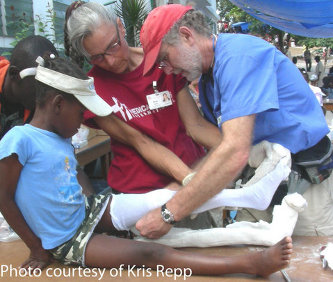 Haiti: Reduce Cholera and diarrhea in children