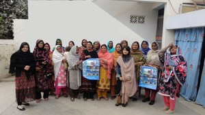 CBO Members of Sikandrabad women CBO