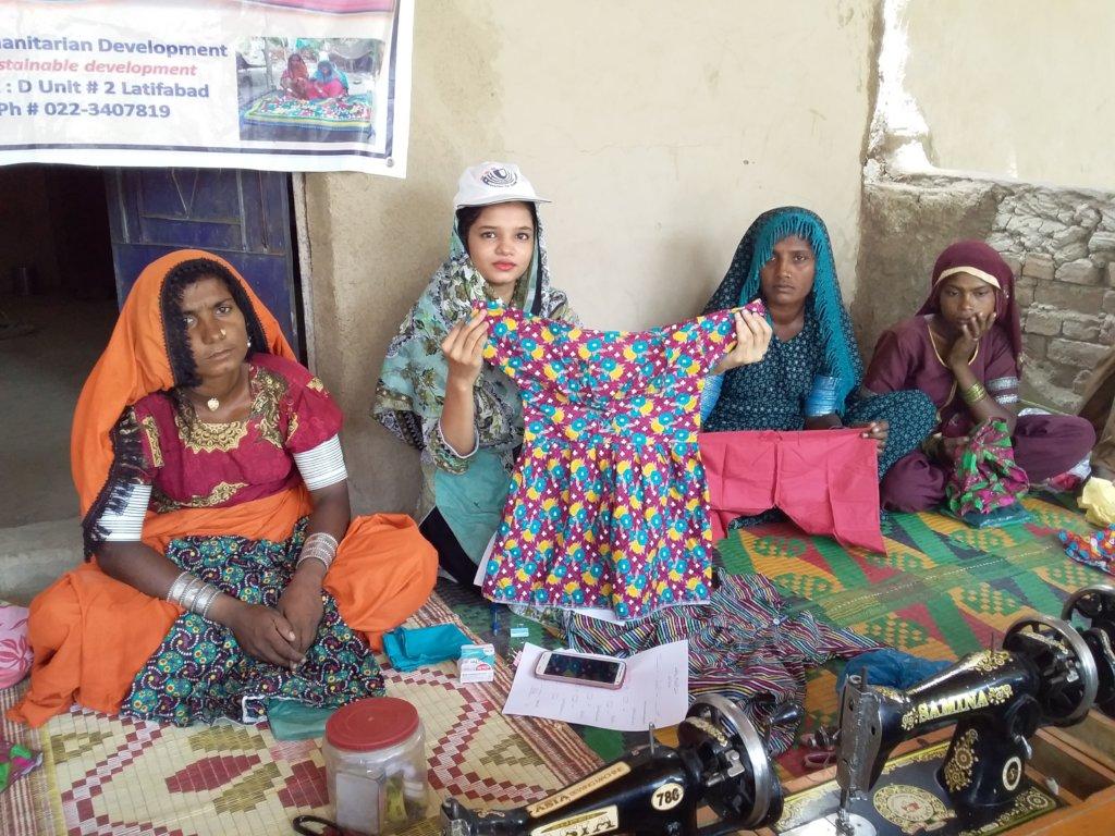 women skill development