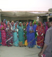Orientation session (Female) Village Dano Kolhi