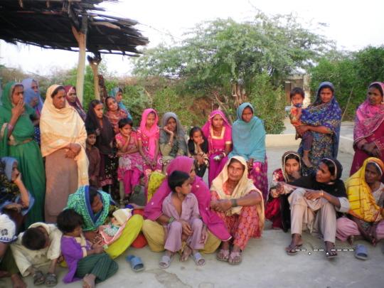 Village Abdul Sattar Nizamani