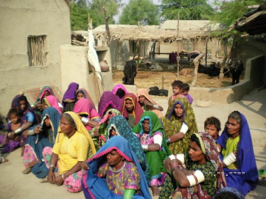 Village Bhawoo Kolhi