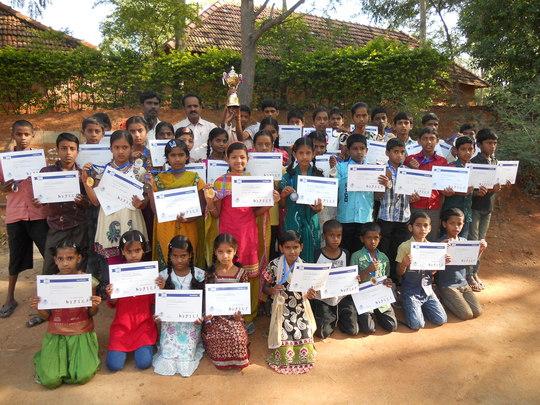 GE Inter NGO / Schools Sports Meet