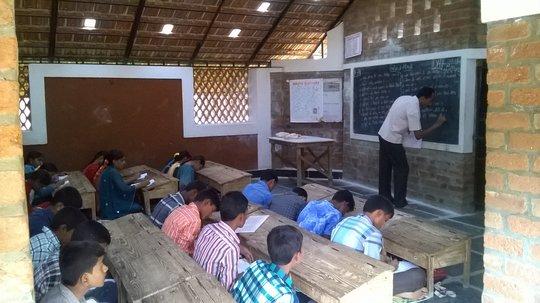 Ashraya Neelbagh School - Class room