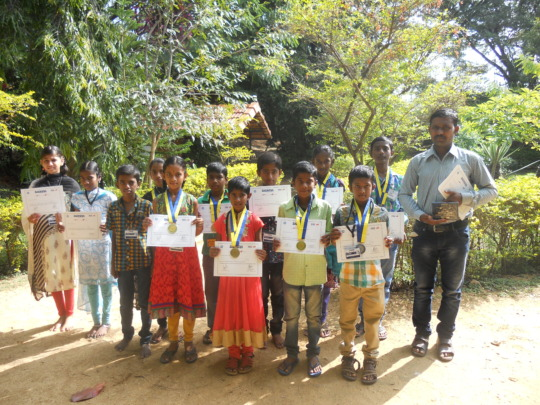 State level Skimmer Competition Winners