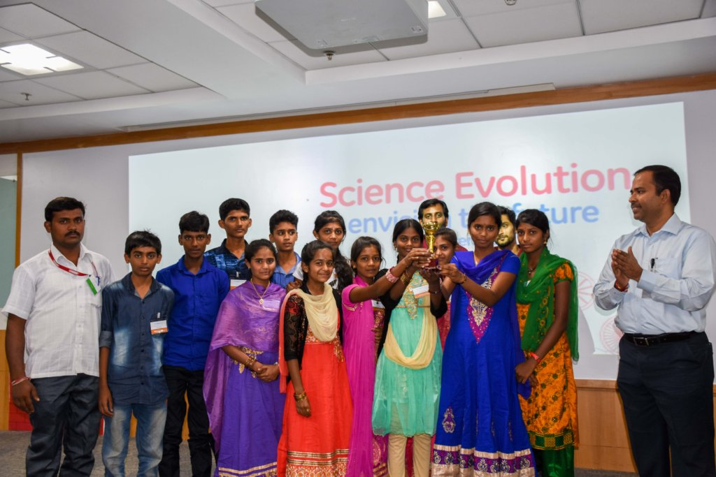 GE-Science Competition