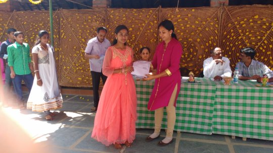 Gift Distribution