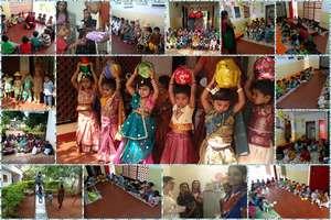 Ashraya Creche Activity