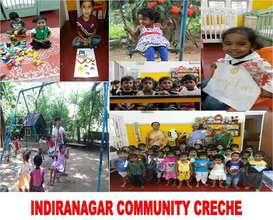 Indiranagar Ashraya Community Creche