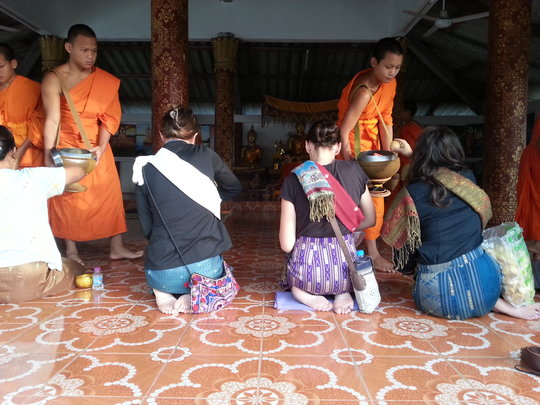Scholarships and Support for students in Laos