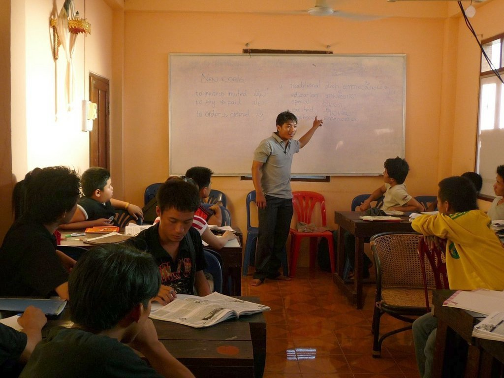 Scholarships and Sponsorships for Laos Students