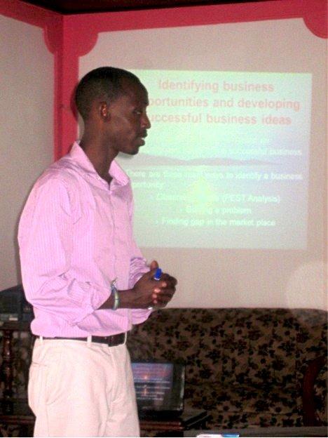 John Teaching