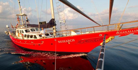 Reserach Vessel Odyssey