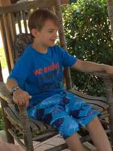 Listening as Mom Recalls Nathan's Cancer Treatment