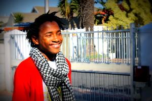Sandile, Youth Arts Development (YAD) Coordinator