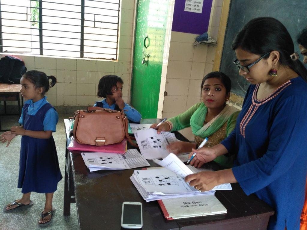 Baseline study in Delhi 2