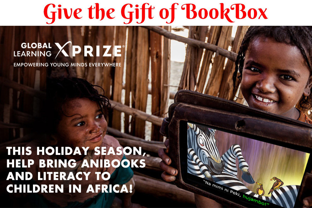 Give the Gift of BookBox