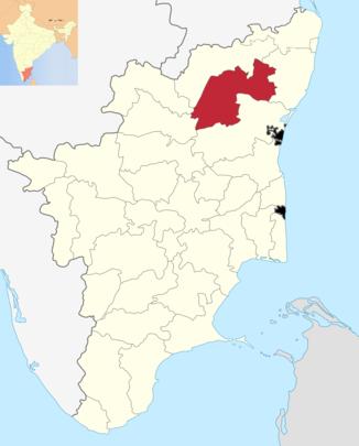 Tiruvannamalai, Tamil Nadu, South India