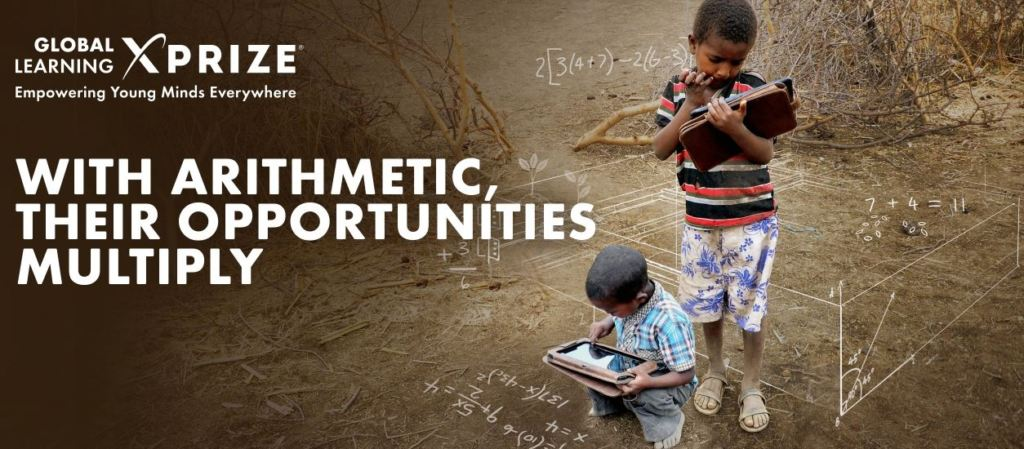 Help African children read 1