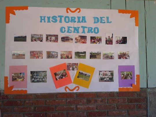 A historical tour of the school