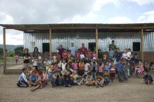 Kids in Nicaragua