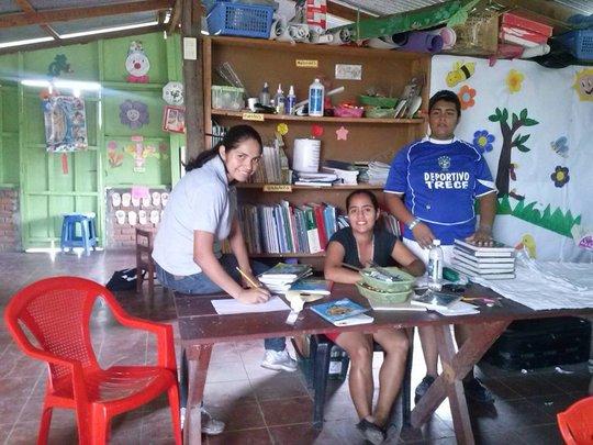 Phoenix teachers preparing classes