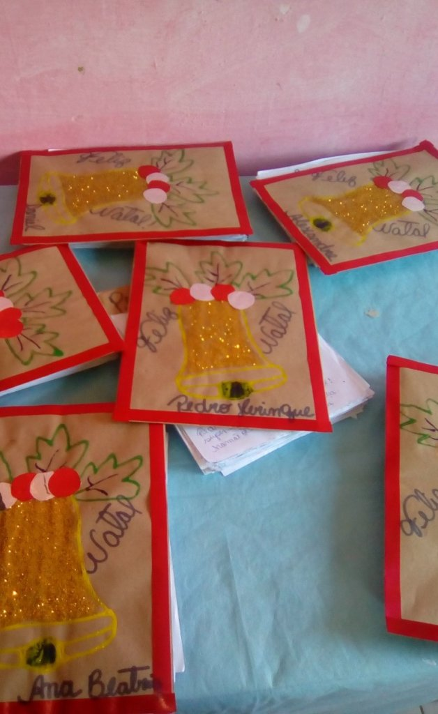Cards for parents with their child