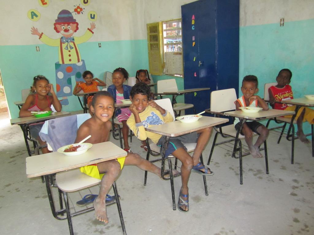 The children of Mata Escura