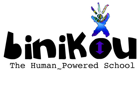 Binikou a local~global Human Powered School