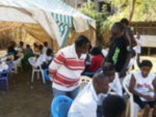 Train 200 people on Human Sexuality in Kenya