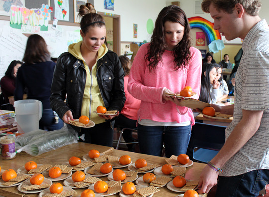 Juan Young Trust helps serve up healthy choices