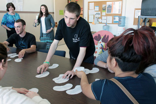 MIKE Program Youth at Miller Education Center