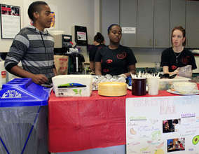 Youth Serve Healthy Lunch and Information